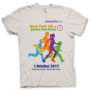 Souvenir T-shirts from this year's event are available to order in advance
