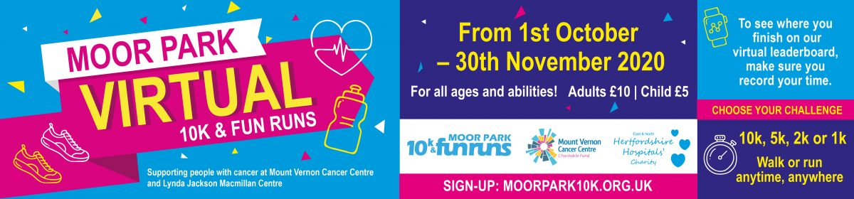 Moor Park 10k & Fun Runs
